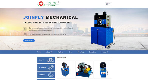 Changsha Joinfly Mechanical and Electrical Equipme